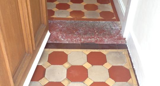 Geometric-and-Quarry-floor